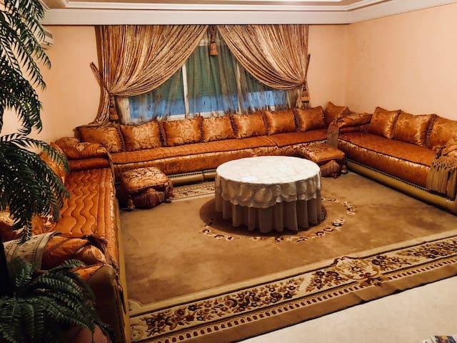 Appartement centre ville Meknès