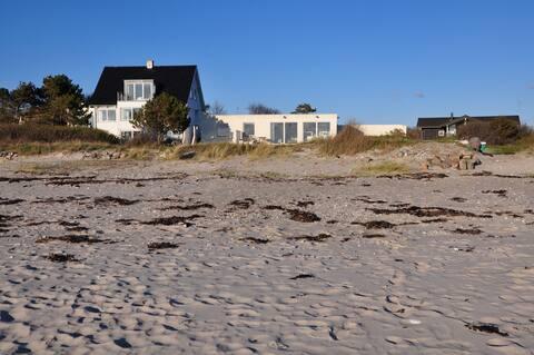 Bed&Beach - Privat anneks med terasse og havudsigt