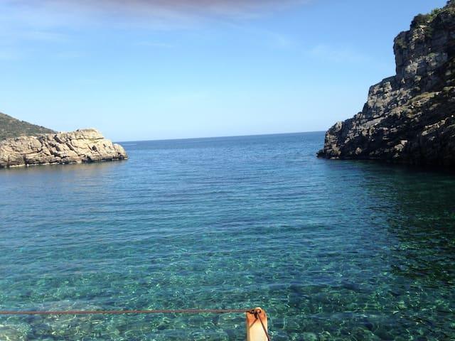 Iris residence island Evia Greece - Atény