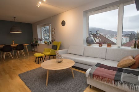 Bright and modern apartment - Bergen