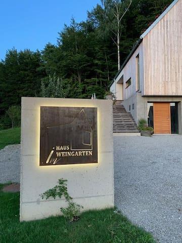 Haus im Weingarten