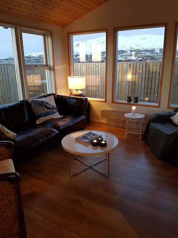 Cozy cottage at Geysir in the Golden Circle