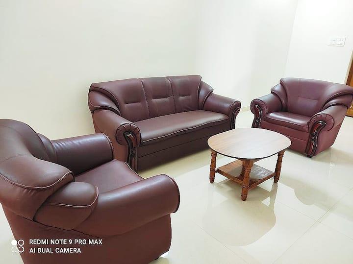 💫Rose Residency 2bhk