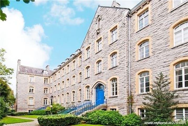 Historic Period Building, 10 mins to city centre. - Dublin - Condominium