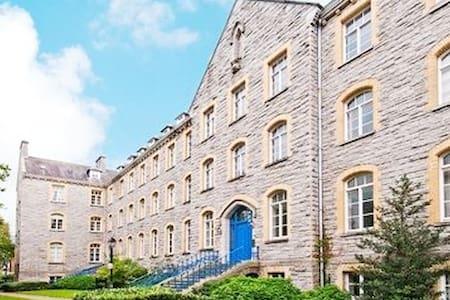 Historic Period Building, 10 mins to city centre. - Dublin - Osakehuoneisto