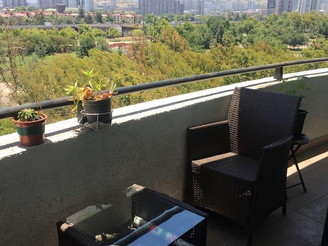 Habitación con una vista fascinante - Santiago - Appartement