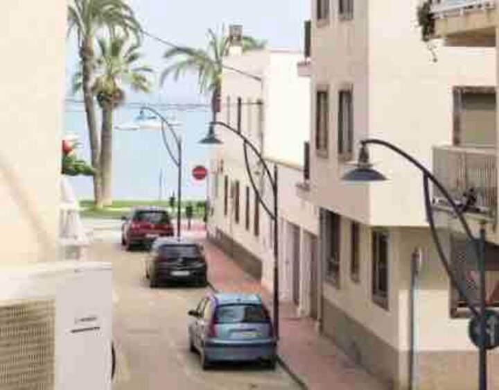Apartamento playa la Ribera