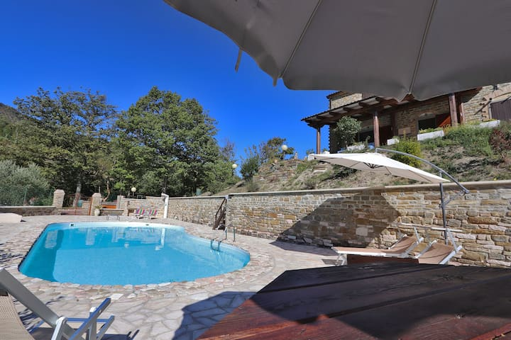 CASALE GIADA - Pool, wifi, pet-friendly, Marche