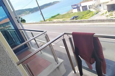 Apartamento con vistas al mar en Porto do Son