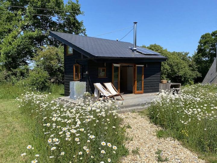 Tiny Home 'HYGGE' - a  contemporary eco cabin