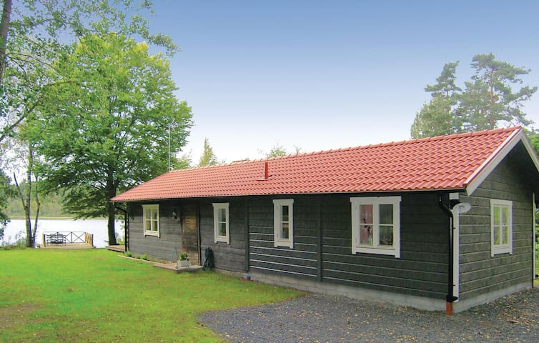 Holiday cottage with 2 bedrooms on 54m² in Älmhult