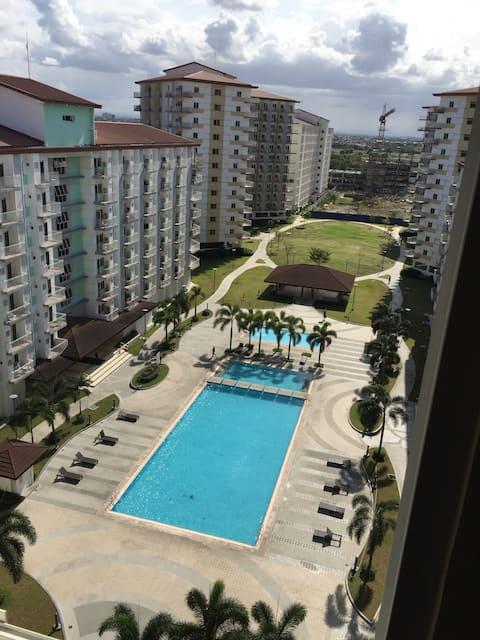 SM Field Residences - 1 Bedroom Condo near NAIA