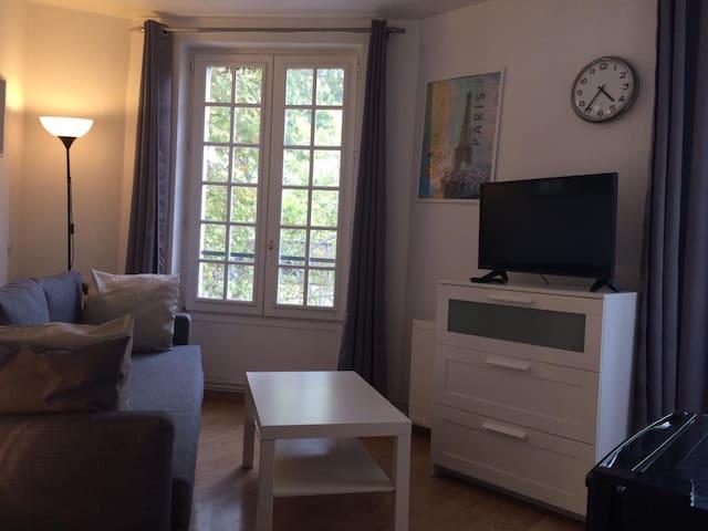 Studio Buttes aux cailles