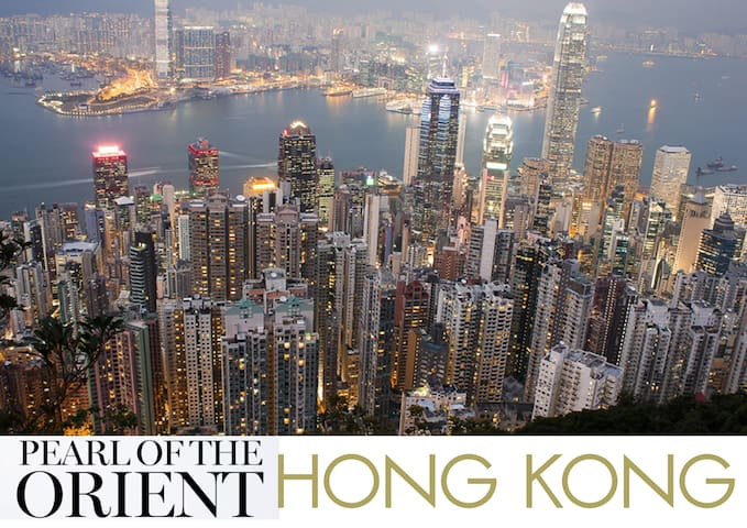 A gorgeous pied-a-terre studio in the hub of Soho - Hong Kong - Appartement
