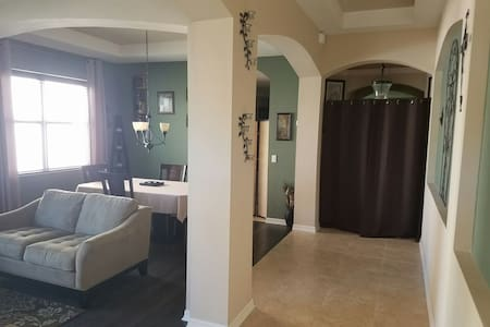 Beautiful 1BR/BA with Private LR - Palmetto - Σπίτι