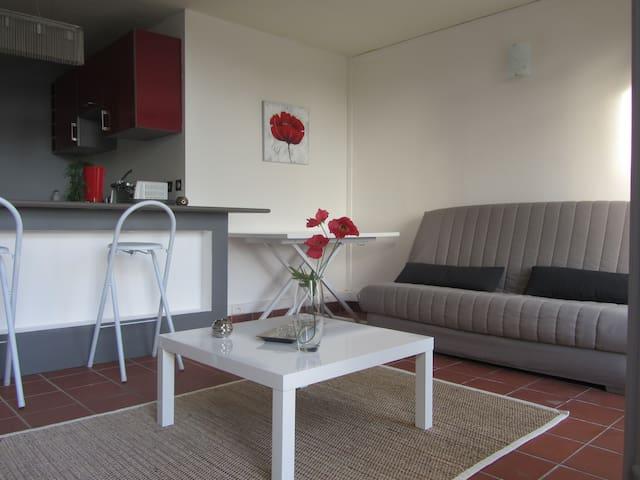 Appartement de standing vue mer - Mare Gailard - Apartemen