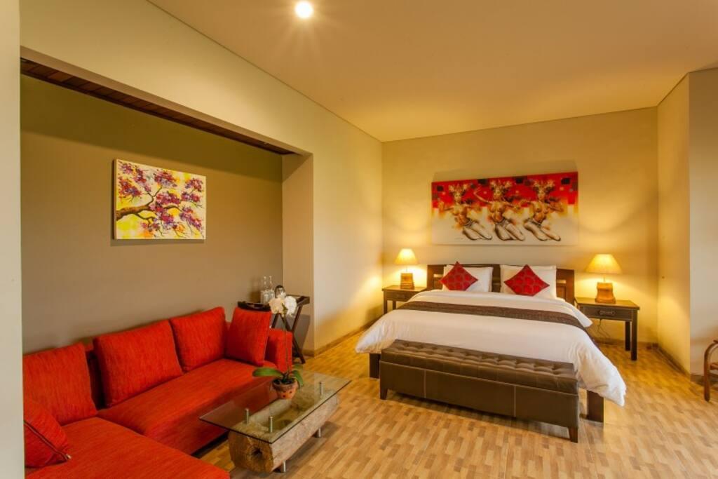 Specious room