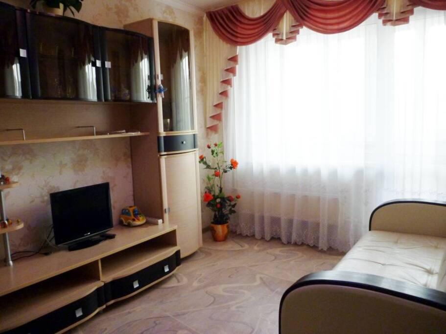 комната- диван