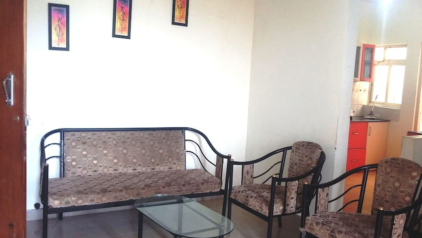 Calvin's 2 Bhk - Vasco da gama  - Appartement