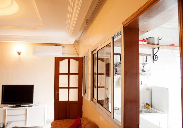 Appartement meublé. 3 chambres