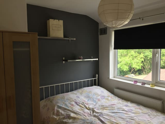 Very cosy Double room close to Birmingham Uni & QE