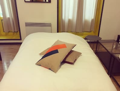 Beau studio à République Beaux Arts - centre - Lille - Apartment
