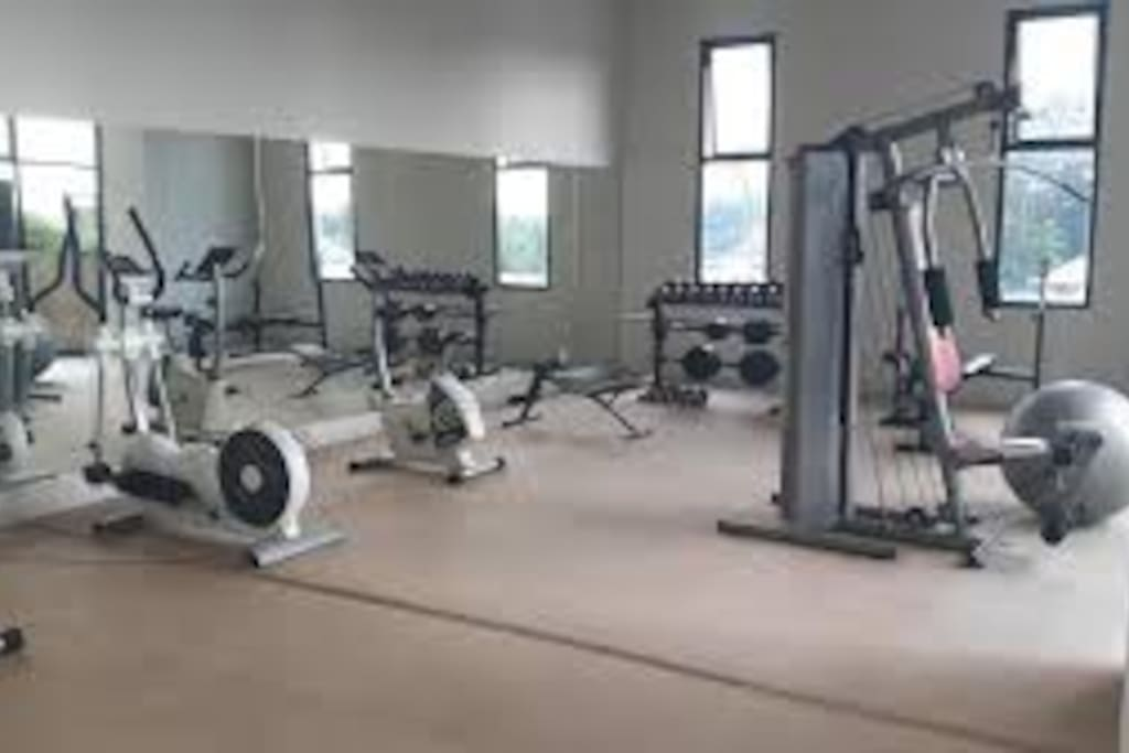 Access to the gym