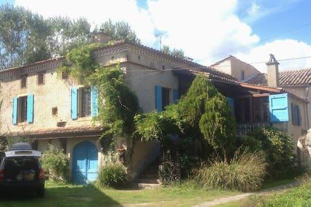 herenhuis met riante tuin - Le Riols - Haus