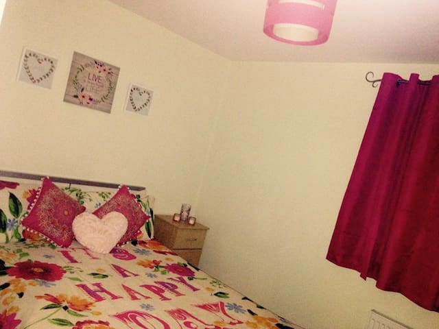 Double bedroom, near the airport - Wythenshawe - Flat
