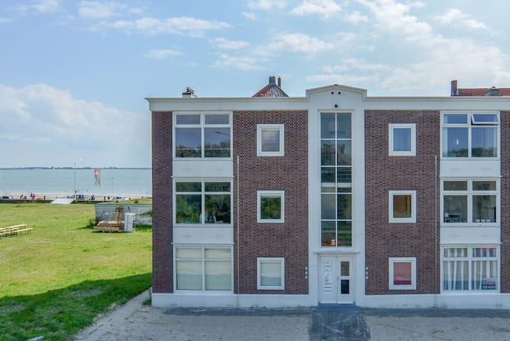 Strandappartement, volledig gemeubileerd - Vlissingen - Pis