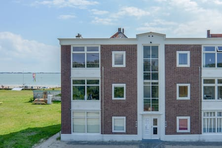 Strandappartement, volledig gemeubileerd - Vlissingen - Huoneisto