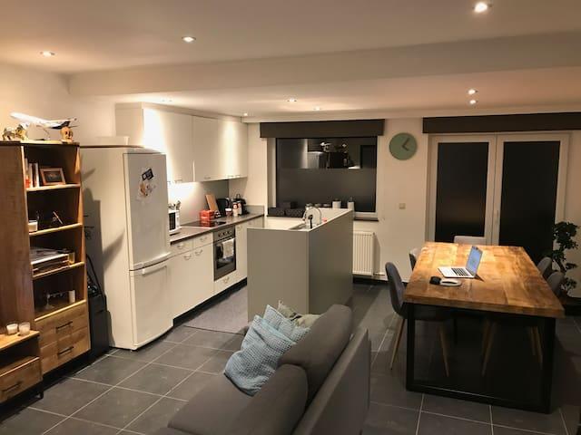 appartement grey