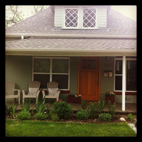 Beautiful and Calm Platt Park Home - Full (345055) - Denver - Ev