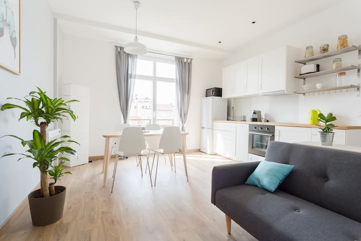 Bel Appartement Cosy dans Grenoble - เกรอน็อบล์ - อพาร์ทเมนท์
