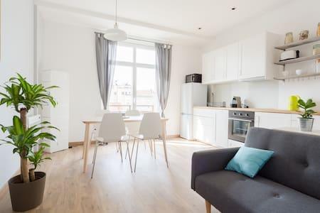 Diderot - Bel Appartement Cosy dans Grenoble 🔅Gare