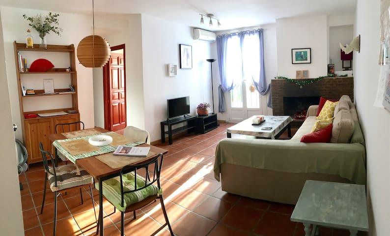 Amplio luminoso apartamento, inmejorable situación