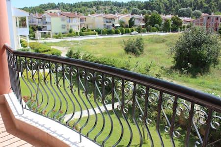 Apt w Spacious Sunkissed Balcony Near the Beach