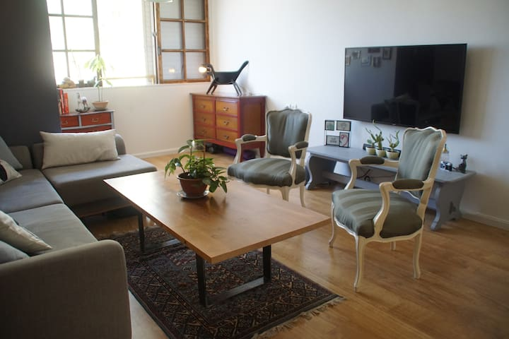 A Pearl in Tel-Aviv - New & charming apartment
