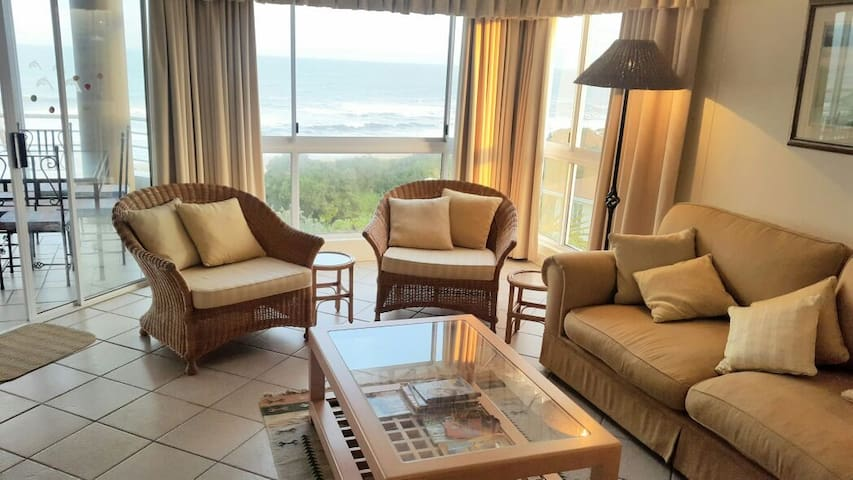 Exquisite, oceanfront apartment Southbroom. - Southbroom - Huoneisto
