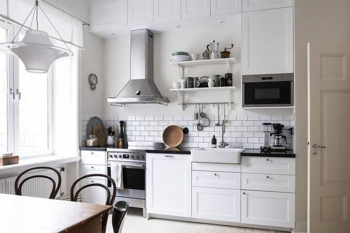 Söder's most cozy location