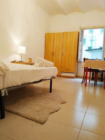 Double Room in Plaza Espana barcelona