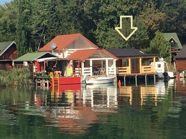 Ada Bojana / Shack /Bungalow / River House