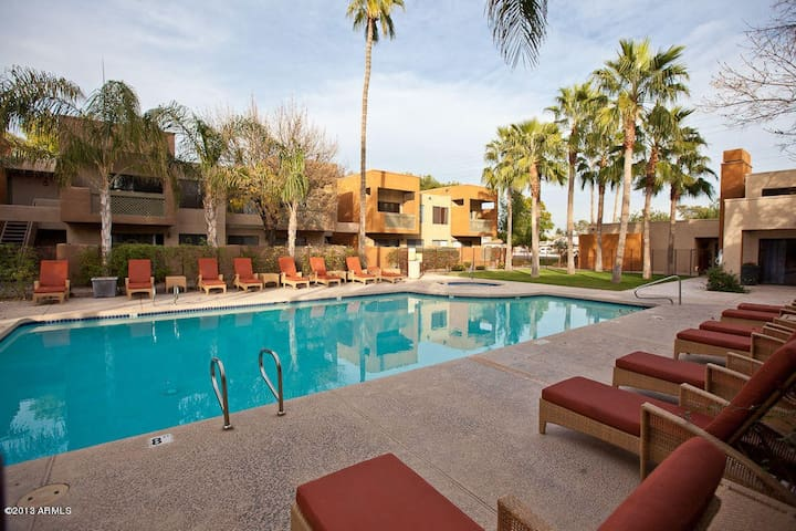Sunscape villas - Old Town Scottsdale