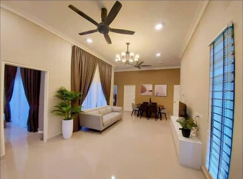 Guest House with Private Pool in Kuala Pilah