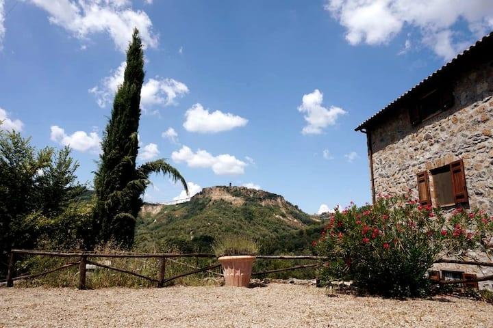 Casale Valle Civita di Bagnoregio