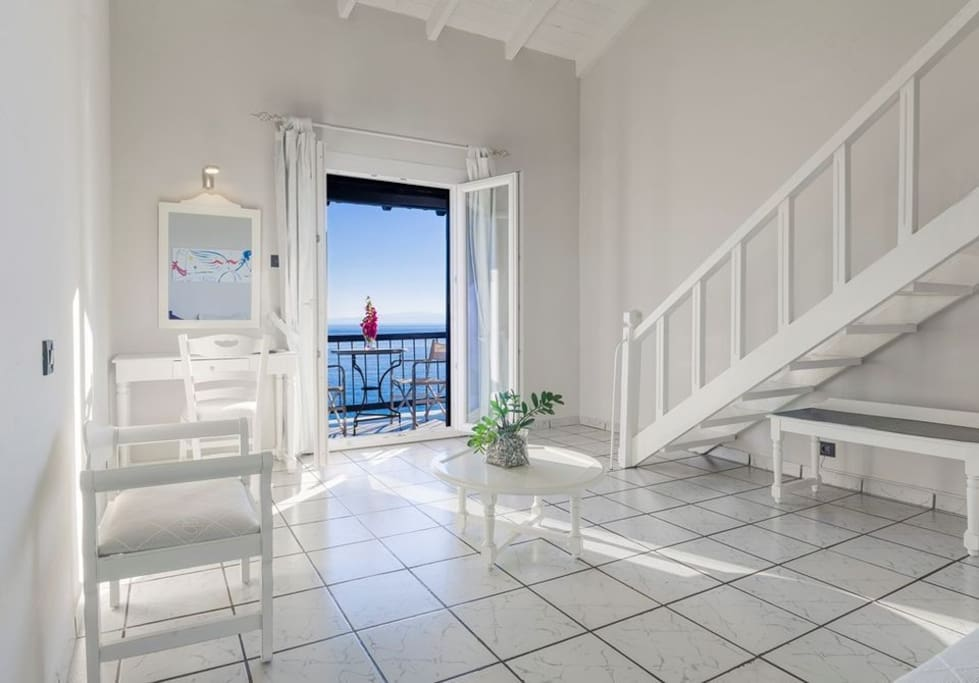 Skopelos Hotels, Side Sea View Maisonette