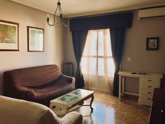 Apartamento de 65m2 en plena de Sierra de Gata