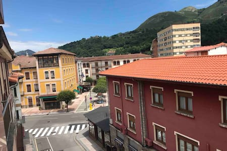 Apartamento moderno en el centro de Cangas