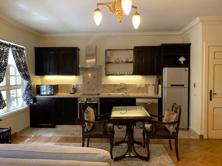 Serviced studio apartment-Villa Belle Epoque Hotel