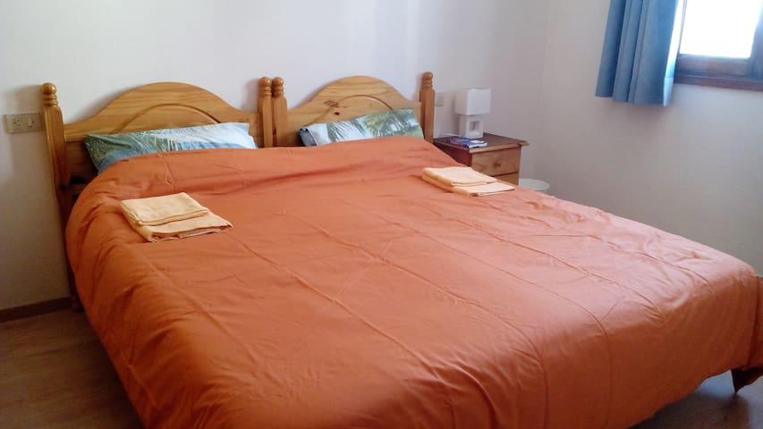 Large sunny double room - San Cristóbal de La Laguna - Pis